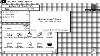 1987 System Software 2.0.1 (4.1-5.5)