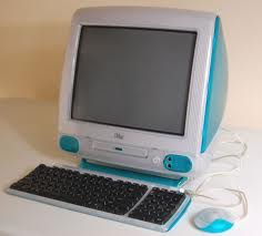 Apple I Mac G3 Lime Blue Mit Tastatur Und Maus Desktops & All-in-ones