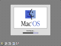 Mac OS 7.5 System Extension