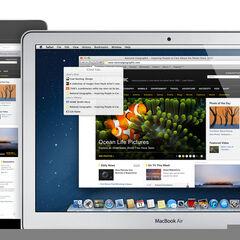 Safari (iCloud tabs)