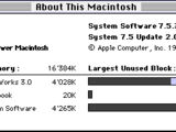 About this Macintosh