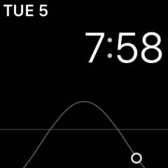 Solar Watch Face