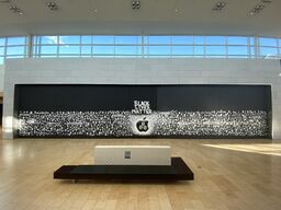 Apple Yorkdale boarded 2020-06-13 mural
