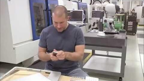 Jonathan Ive talks about Mac design