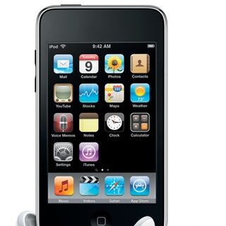 The second and third-generation iPod Touch.