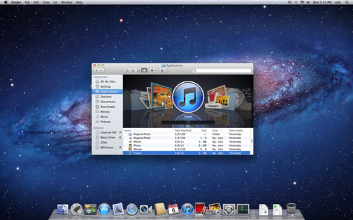 the latest version of the mac os x is