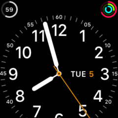 Utility Watch Face