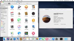 2018-9 macOS 10.14 (Mojave)