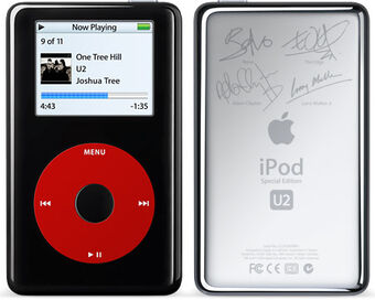 Ipod U2 Special Edition Apple Wiki Fandom