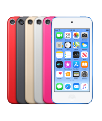 4th Apple iPod Touch 1st 64GB 32GB 2nd 6th Generation // 8GB 3rd 5th 16GB