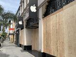 Apple Pasadena boarded 2020-06-01