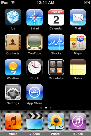 Apple Ios 2