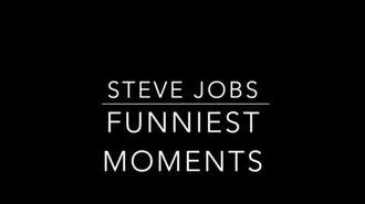Steve Jobs Funniest Moments