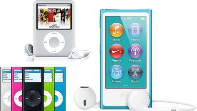 Ipod Nano Apple Wiki Fandom