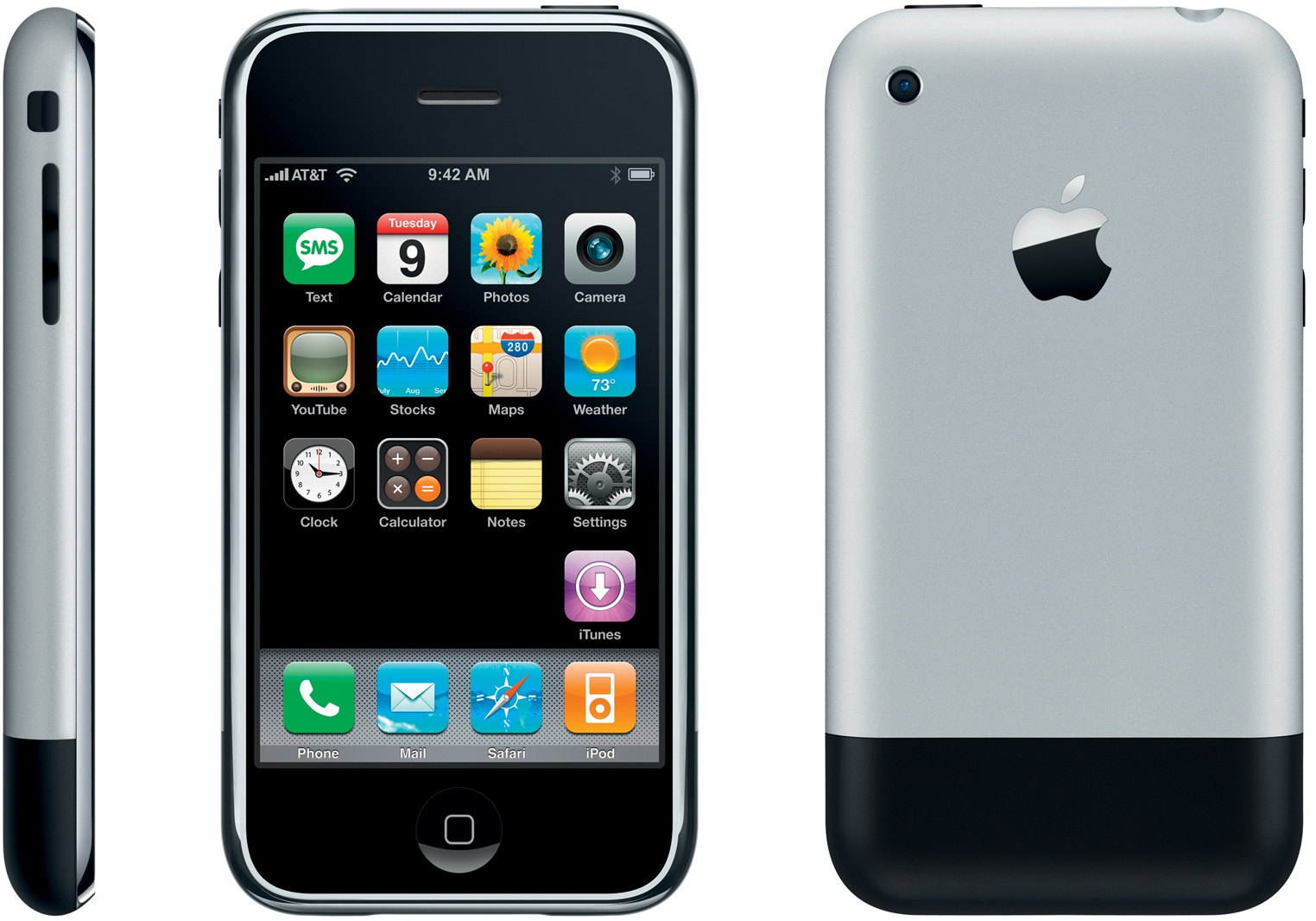 Image result for first iphone