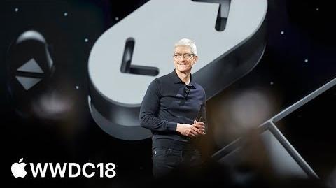 WWDC 2018 Keynote — Apple