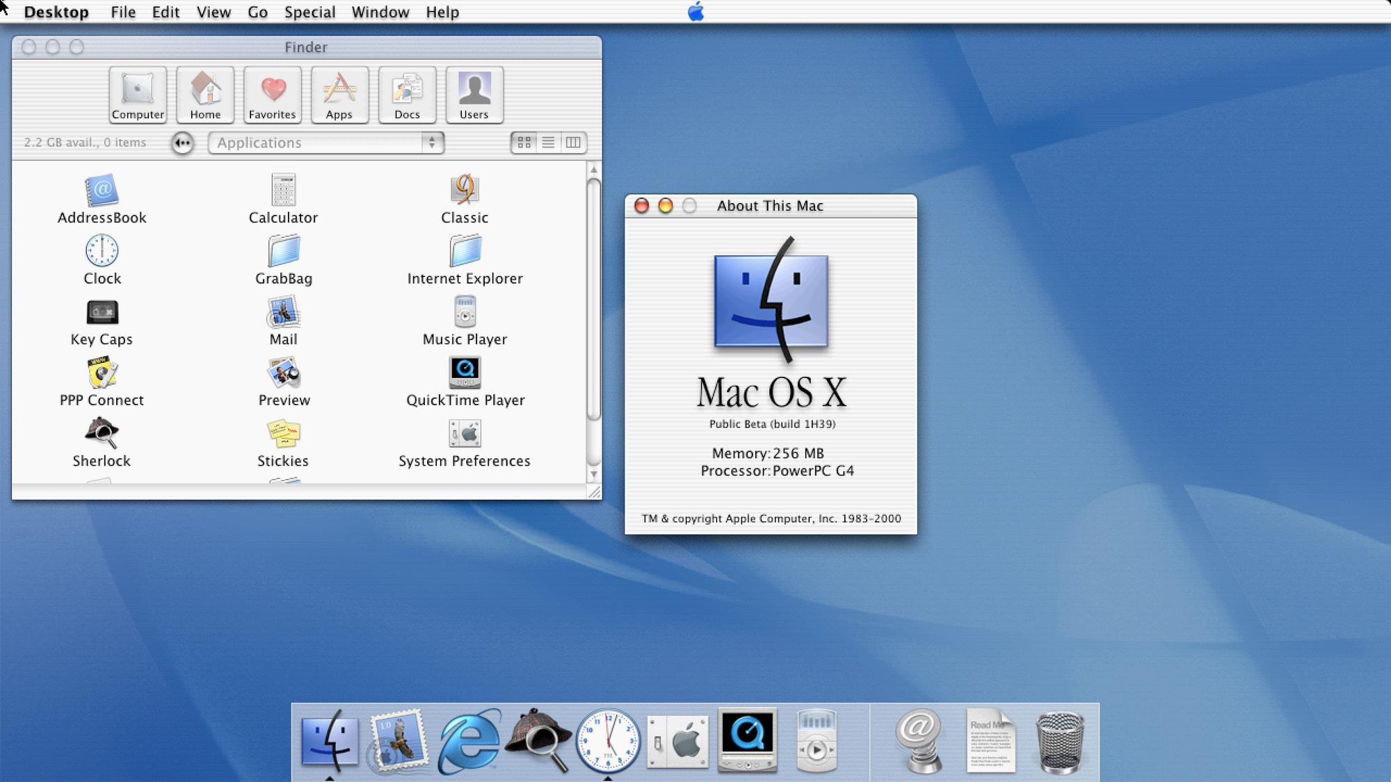 Mac OS X Public Beta | Apple Wiki | FANDOM powered by Wikia