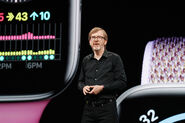 Apple WWDC 2019 Kevin Lynch and watchOS 6