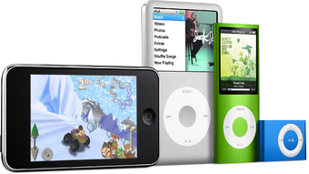 List Of Ipod Models Apple Wiki Fandom