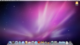 Snow Leopard desktop