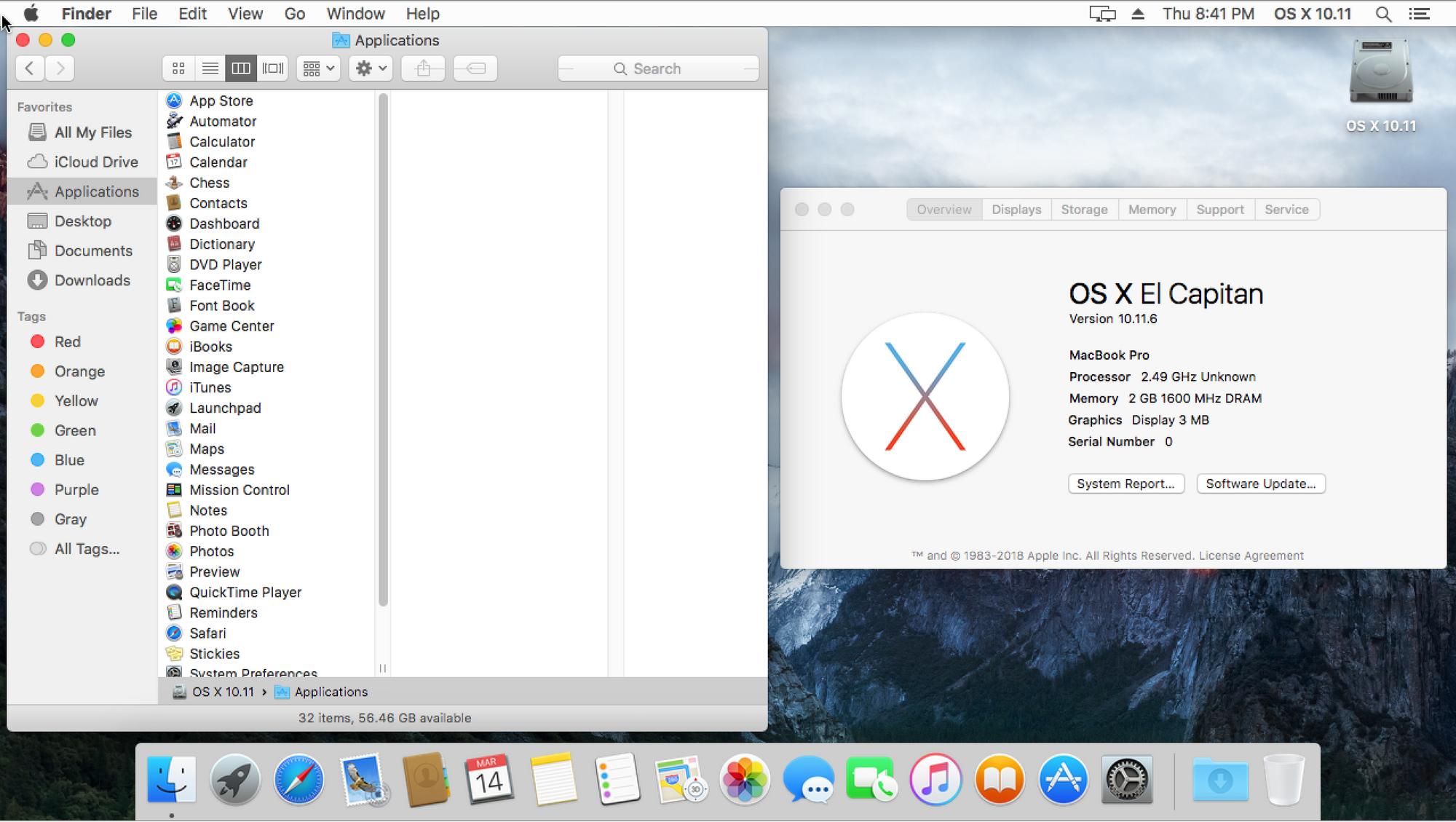 OS X 10 11 6 | Apple Wiki | FANDOM powered by Wikia