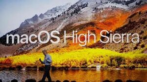 Apple's new version of macOS is called High Sierra
