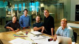 Apple industrial design lab iPod nano
