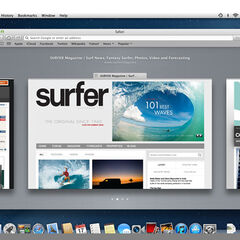 Safari (tab view)