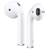 Apple AirPods closeup