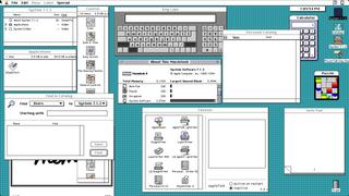 1994 Macintosh System 7.1.2