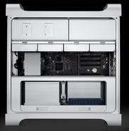 Mac pro interior