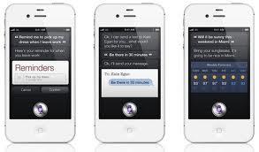 Iphone4siri
