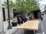 Apple River Park Square boarded 2020-05-31