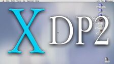 Mac OS X Developer Preview 2 Demo