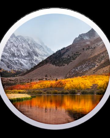 Mac Os High Sierra Latest Version