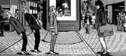Ippo, Taihei, and Kintaro meet Mashiba