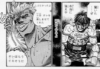 Hawk Ecstasy Manga