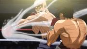 Ippo fighting Yamada