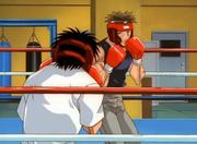 Ippo vs Shigeta
