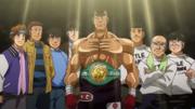 Takamura the WBC junior middleweight champion