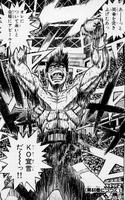 Takamura - Victory Pose Hawk