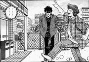Itagaki meeting Mashiba