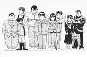 Hajime no Ippo orignal cast