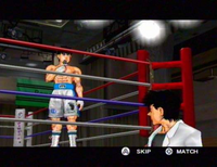 Wii - Rev - Ippo and Sendo