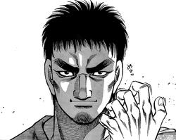 Kojima closeup