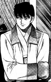 Kimura - Manga - Boxing Robe - 001
