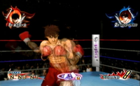 Wii - Rev - Ippo vs Volg 2