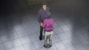Karil checking Sawamura's fists