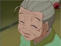 Sendo's Grandma - Anime - 01