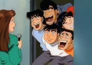 Kumiko visits the Kamogawa gym